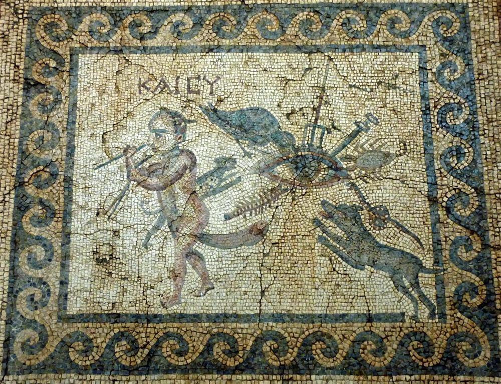Mosaicos para contrarrestar el mal de ojo for El mural de mosaicos