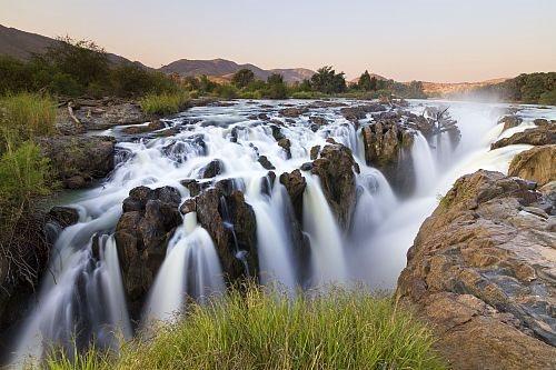 Cascadas Epupa Namibia
