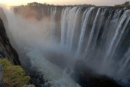 Cataratas Victoria. Zimbabue y Zambia