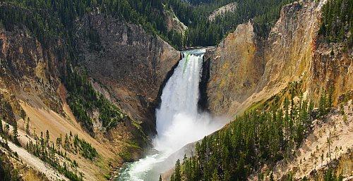 Yellowstone, Estados Unidos
