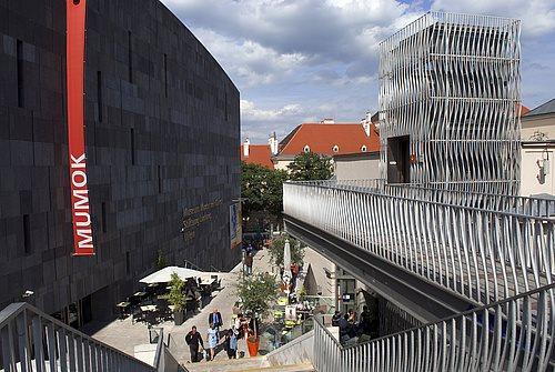 HEMIS 0190489. Museum Quartier, Viena