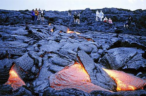 Kilauea, Hawai.