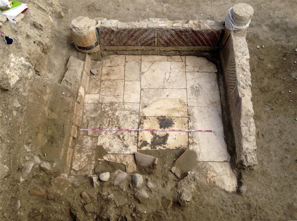 Hallan en Écija un edificio romano «colosal» de hace dos mil años Ecija_1000x744