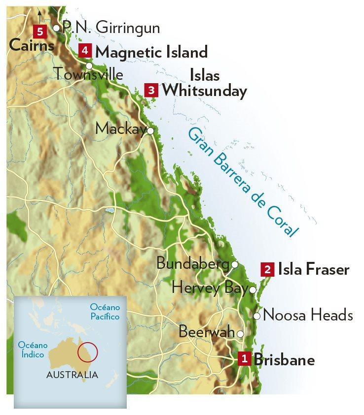 VNG 180 AUSTRALIA-3. La costa de coral
