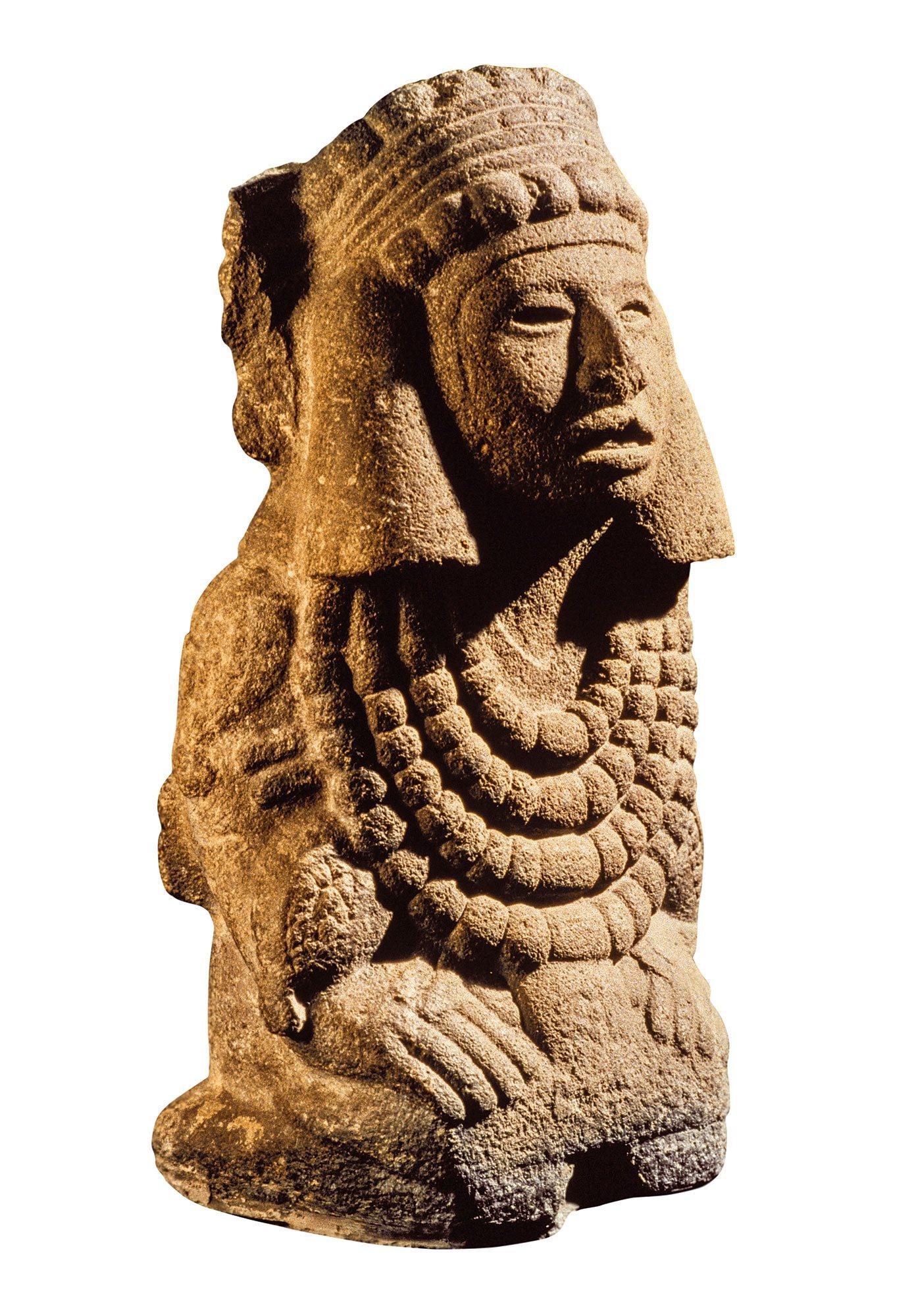 136 Aztecas 3. El vestido de la diosa