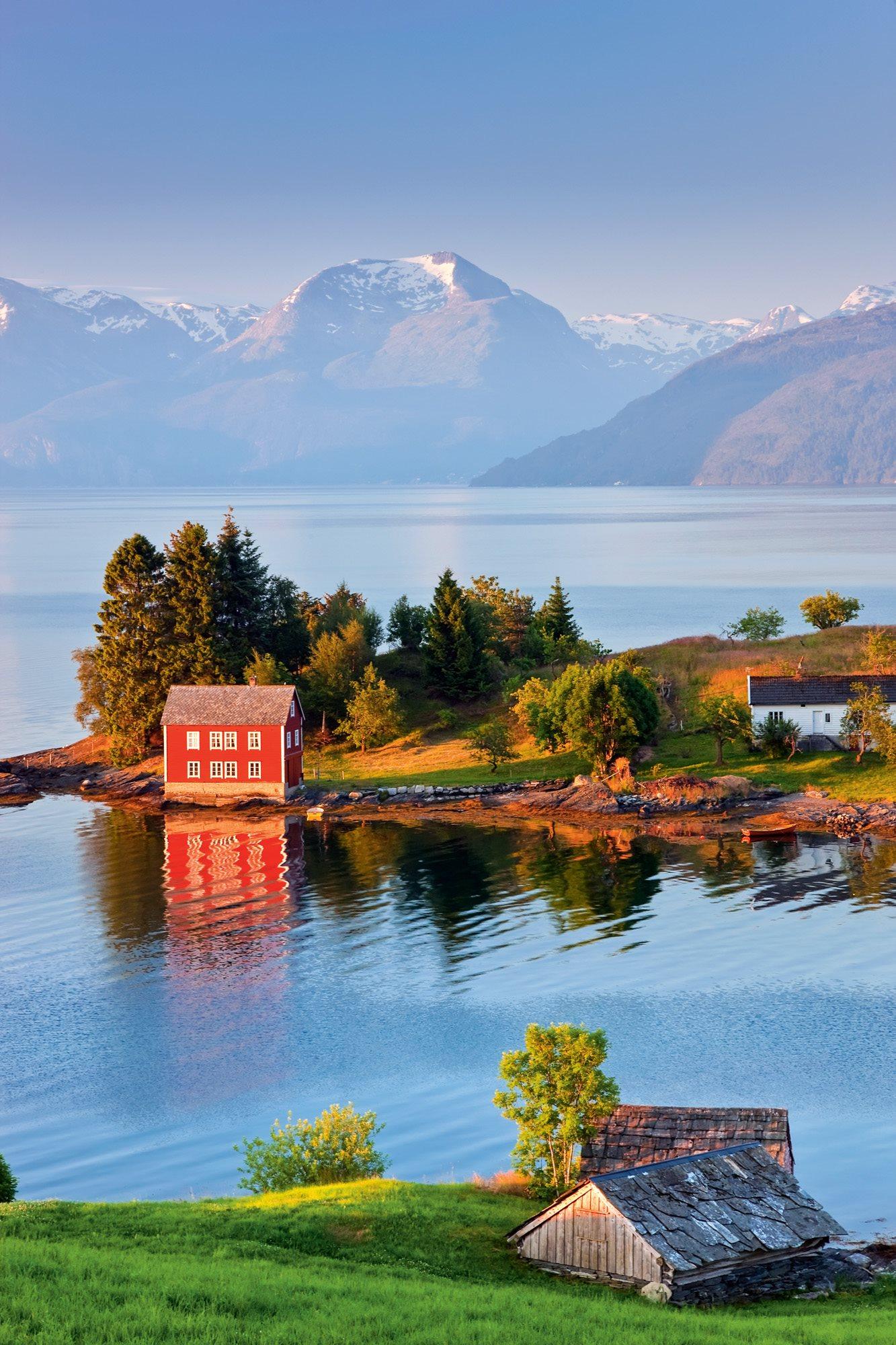 Los 25 mejores destinos de primavera