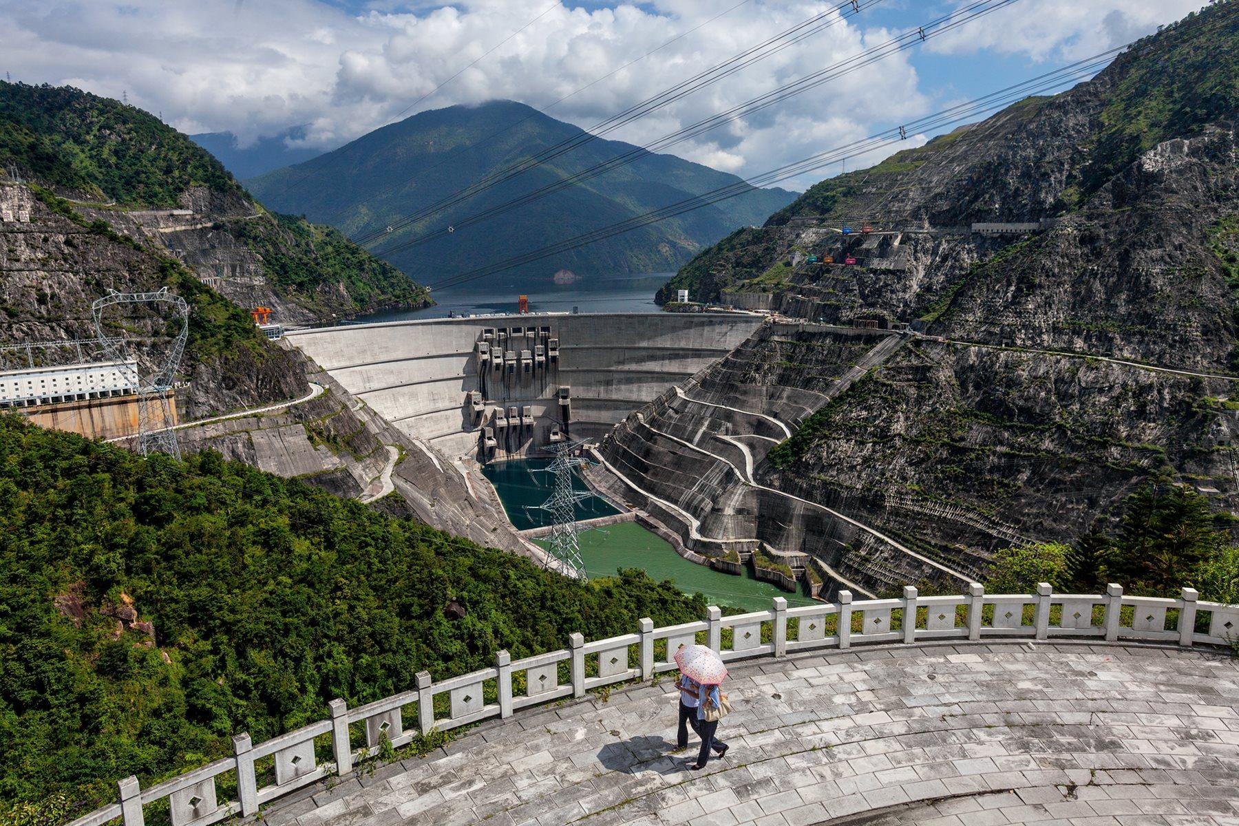 Essay three gorges dam