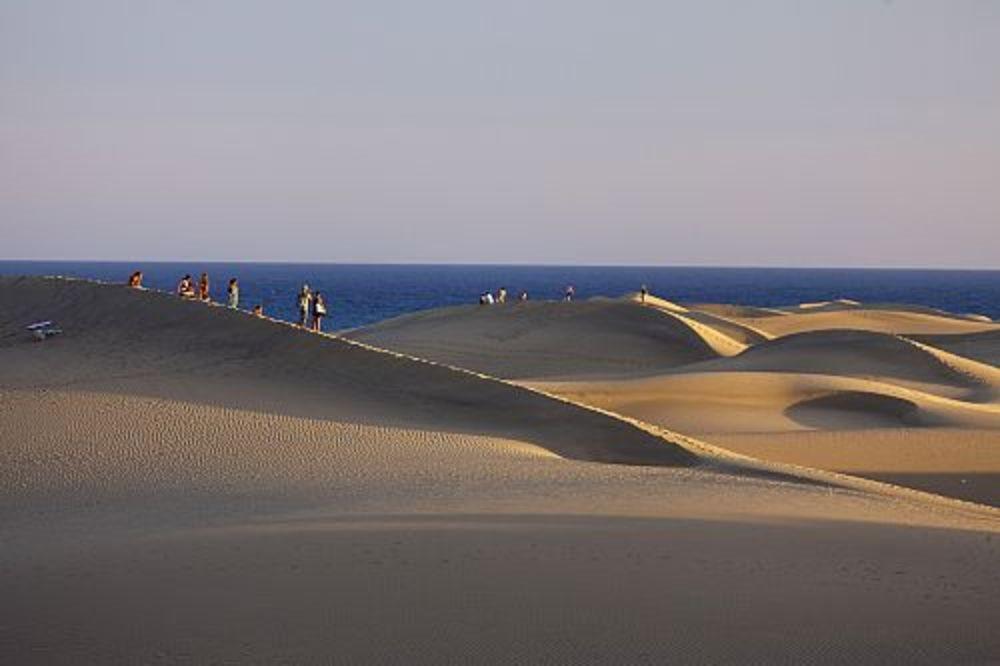 Dunas de Maspalomas. Gran Canaria. Dunas de Maspalomas (Gran Canaria)