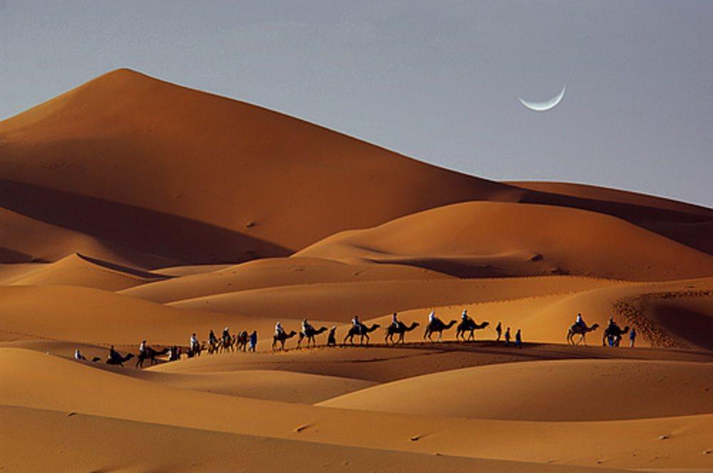 Erg Chebi. Marruecos . Erg Chebi (Marruecos)
