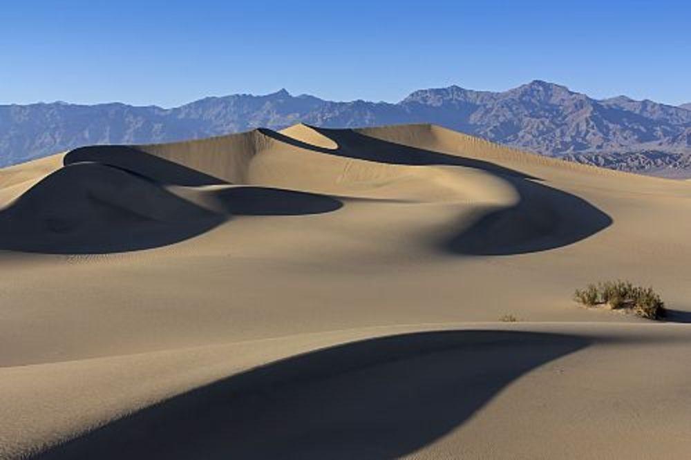Mesquite Flat Dunes. Estados Unidos. Mesquite Flat Dunes (Estados Unidos)