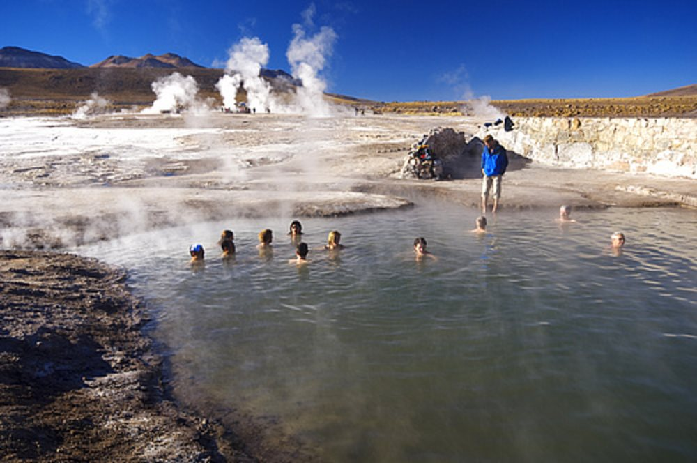 El Tatio. Chile