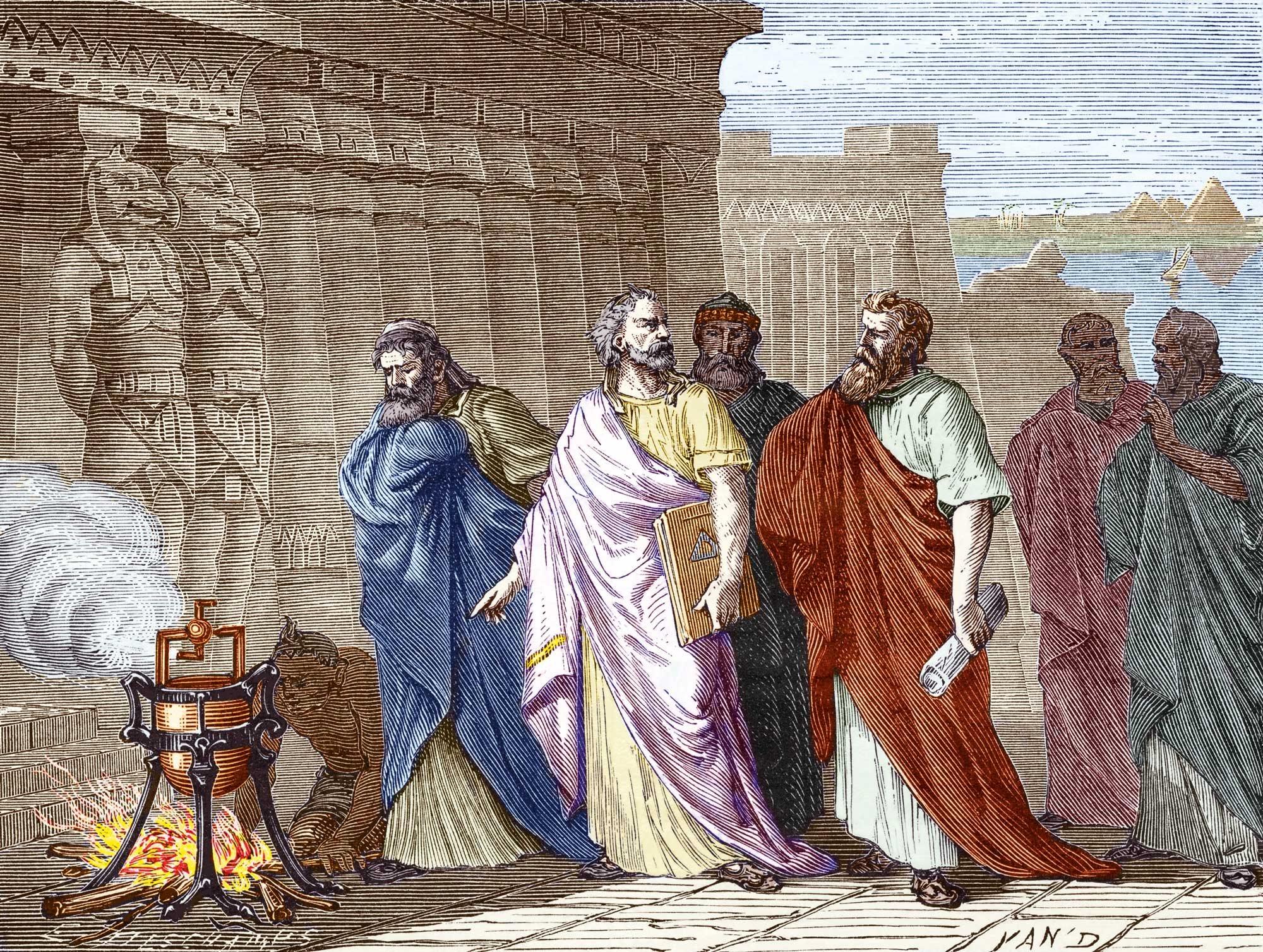 inventos griegos los aut matas de her n