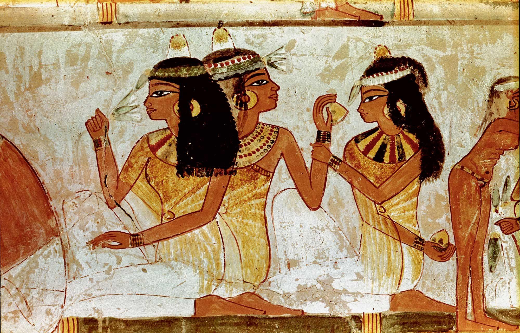 Los perfumes pasi n secreta de los egipcios - Mejor pintura plastica ...