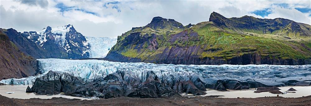 Iceland NG robin droulez. Vatnajökull