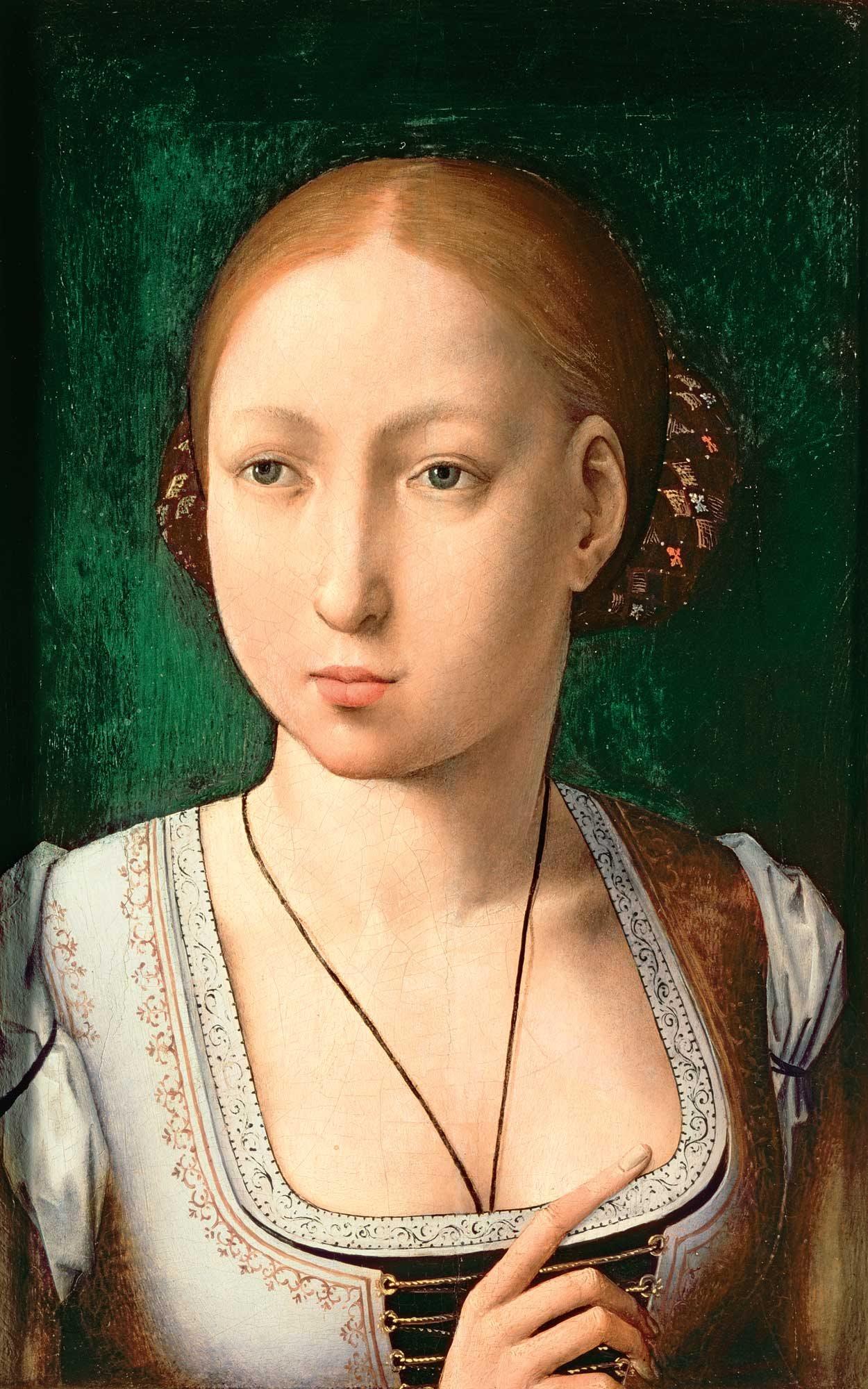 140 Juana 1. La infanta Juana de Castilla