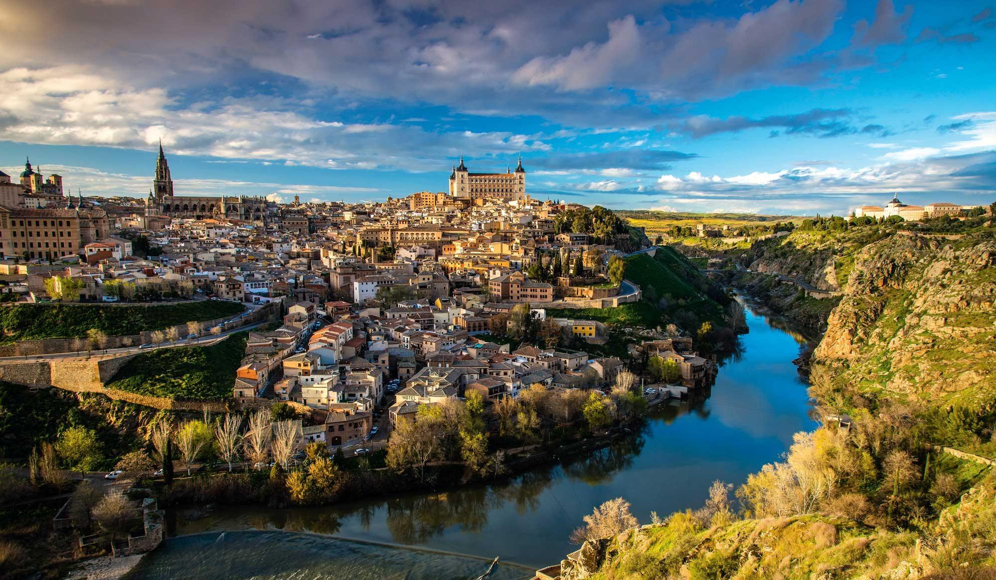 140 Juana 2. Toledo, la ciudad del Tajo