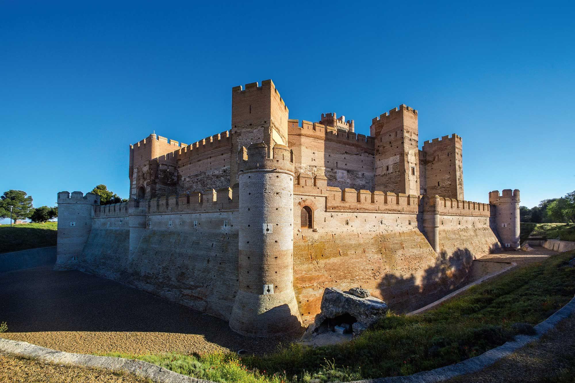 140 Juana 5. Castillo de la Mota