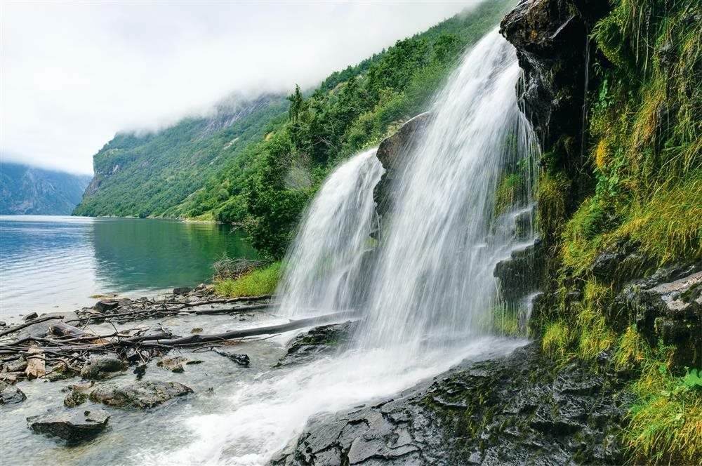 GettyImages-148812050. Cientos de cascadas