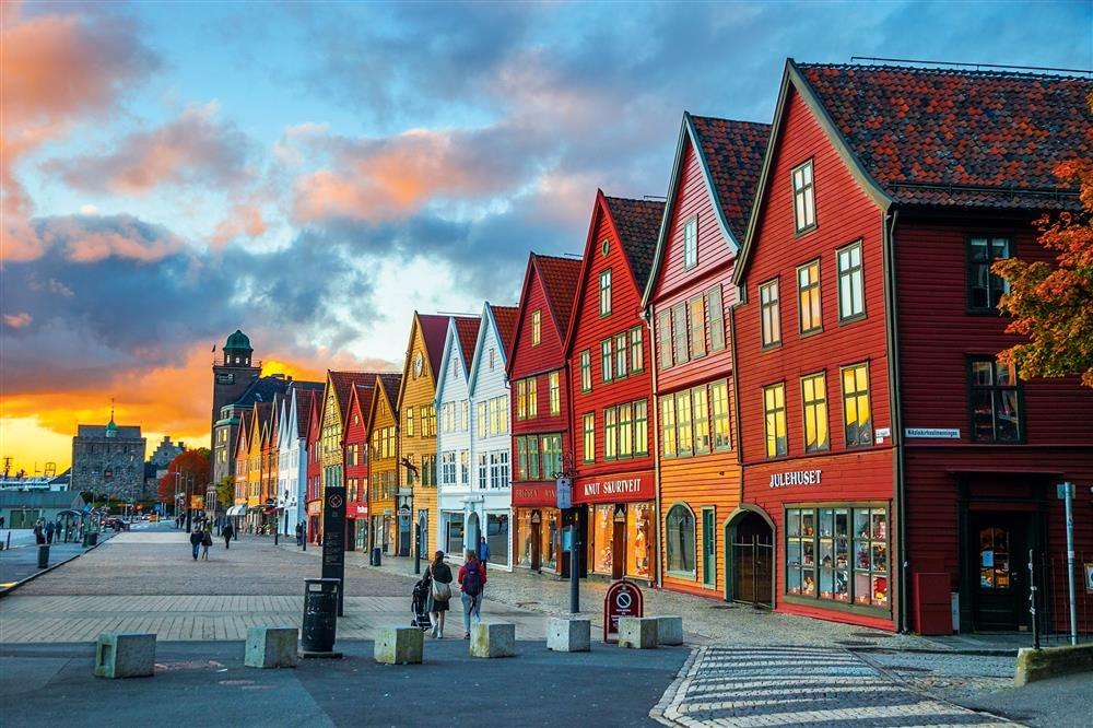 NObe1841. Bergen