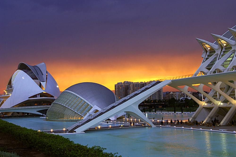 Las obras m s representativas de calatrava for Arquitectos y sus obras