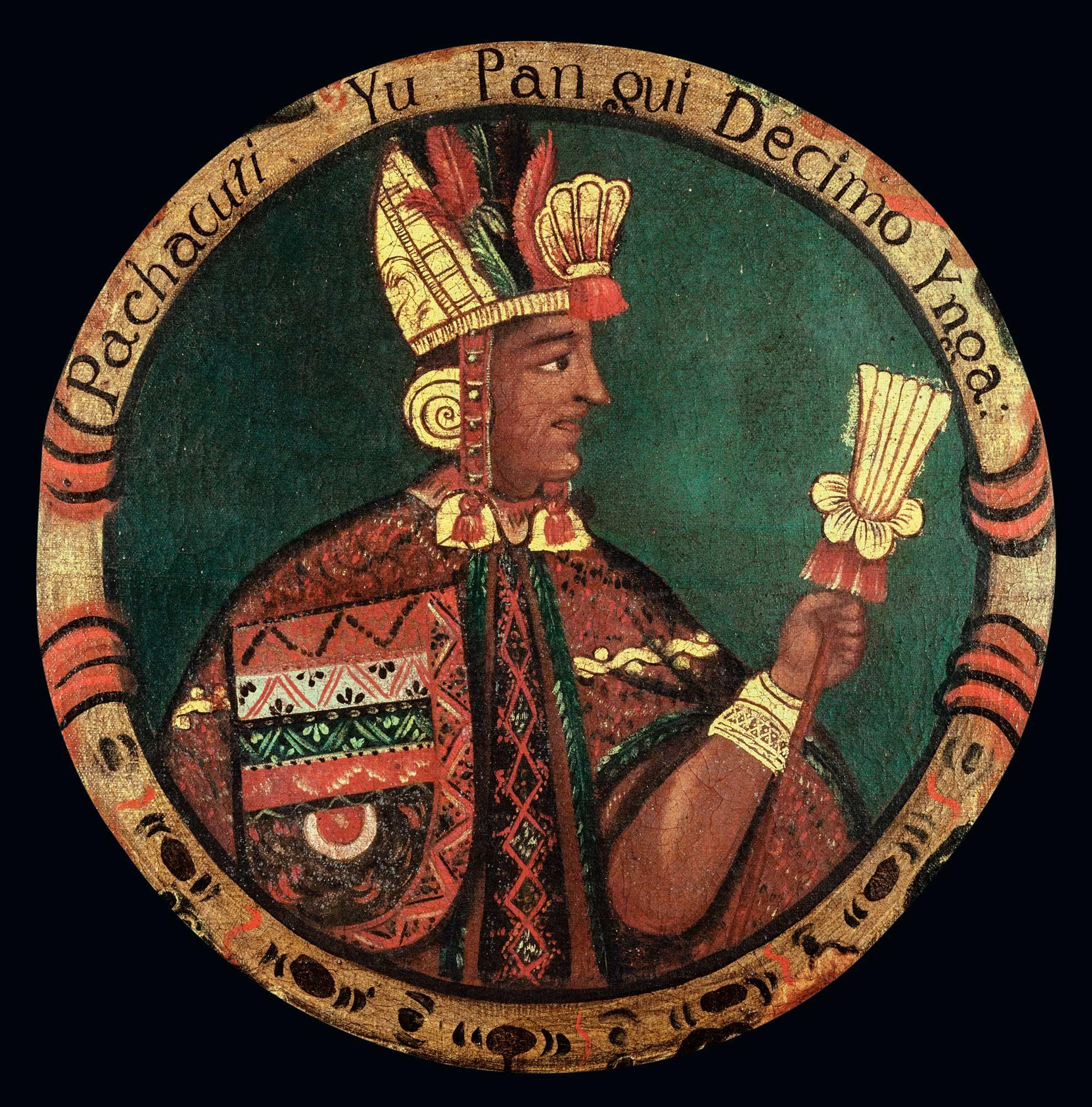 141 Incas 2. El creador del gran imperio andino