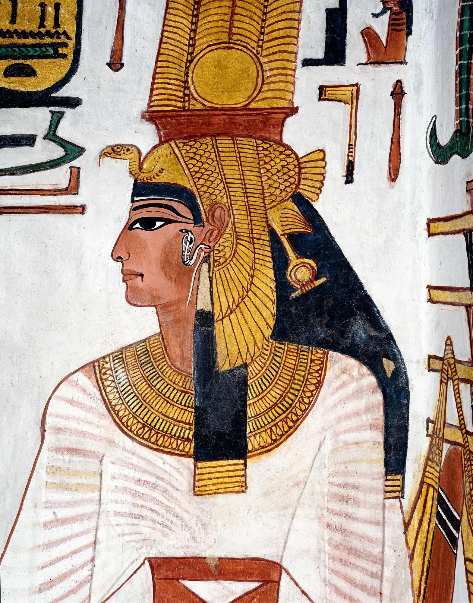 La Tumba De La Reina Nefertari