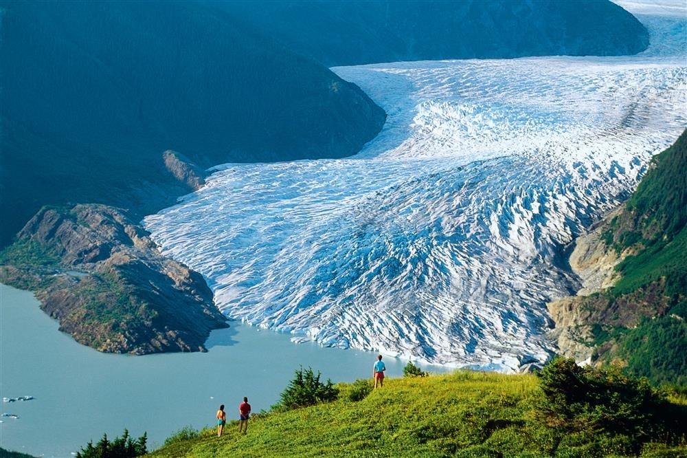 ALK-017FM-AE0001-002-M. El Glaciar Mendenhall