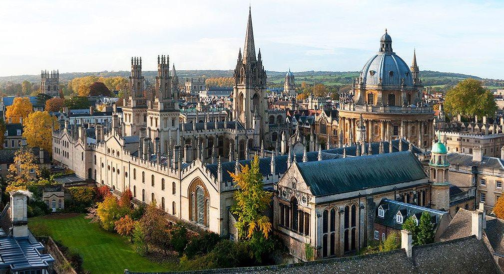 Oxford. Oxford. Gran Bretaña.