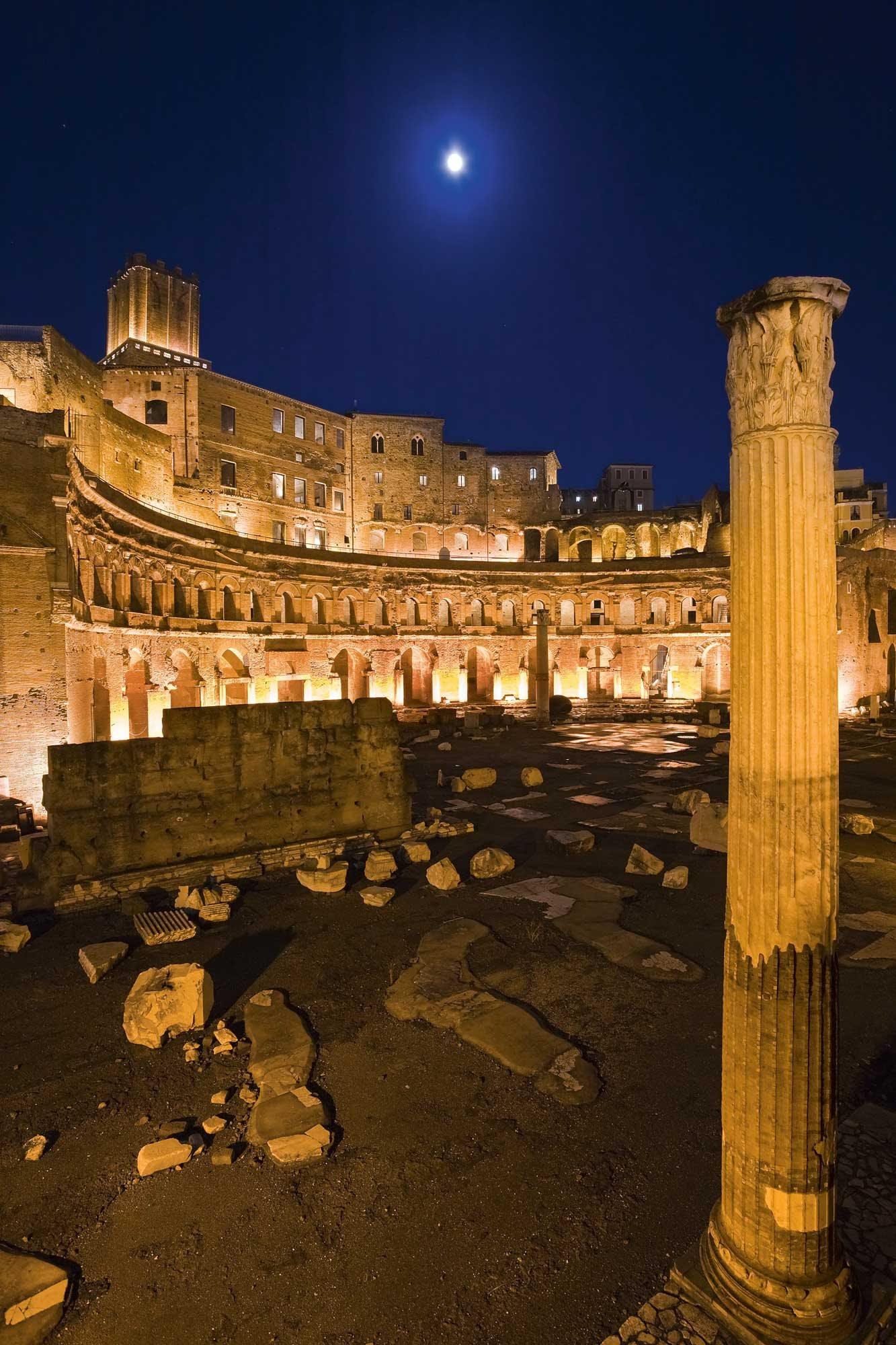Así era la Roma imperial un paseo por la ciudad eterna