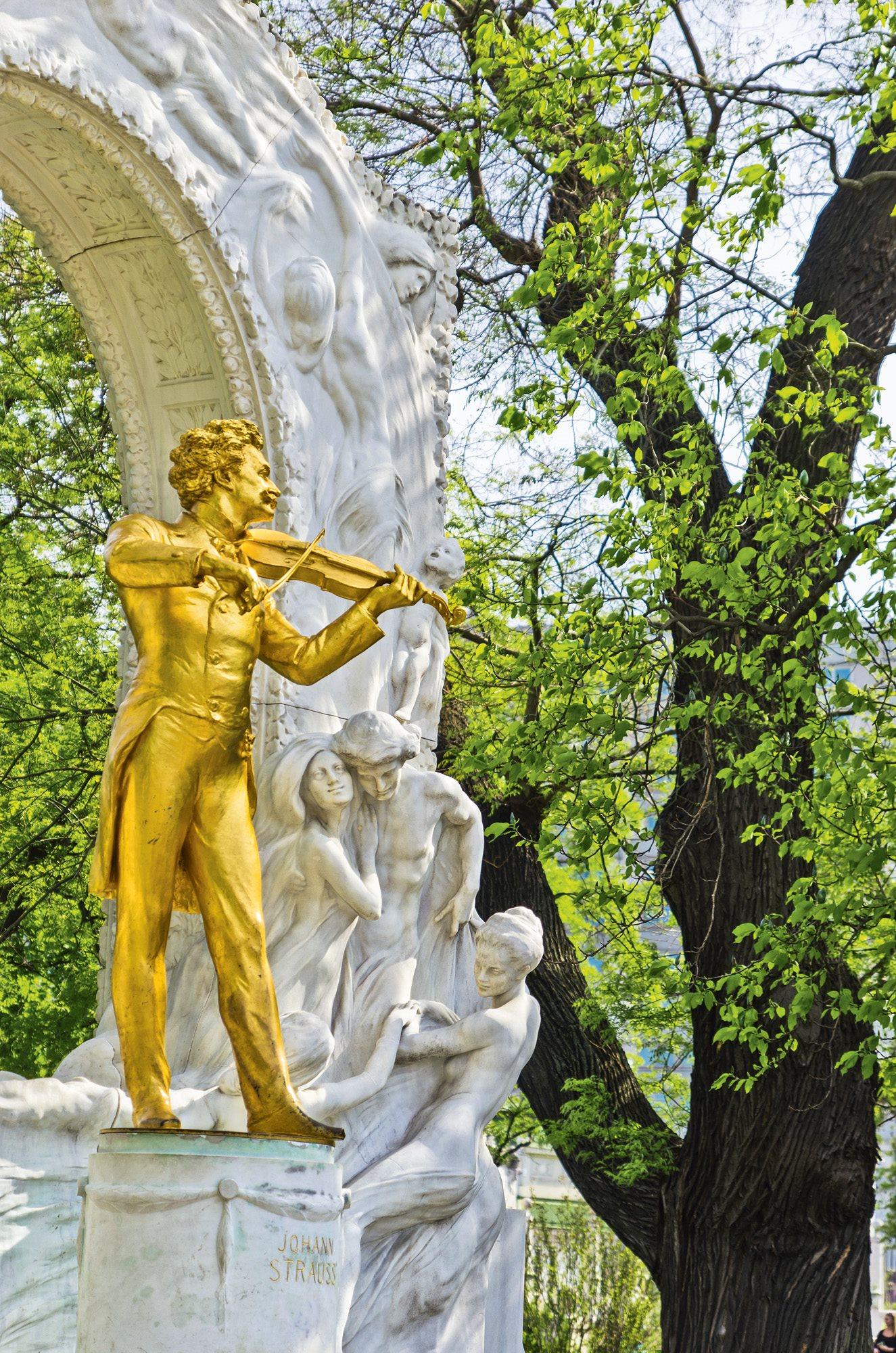 GettyImages-521178559. Los jardines de Strauss