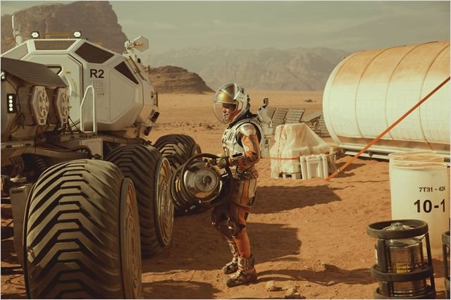 The Martian y el Wadi Rum