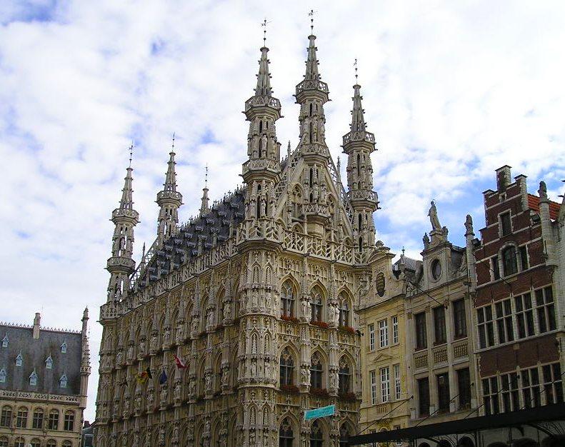 Lovaina. Lovaina. Bélgica.