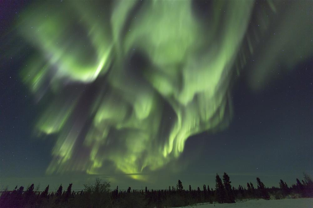 44 Fotos de Auroras boreales