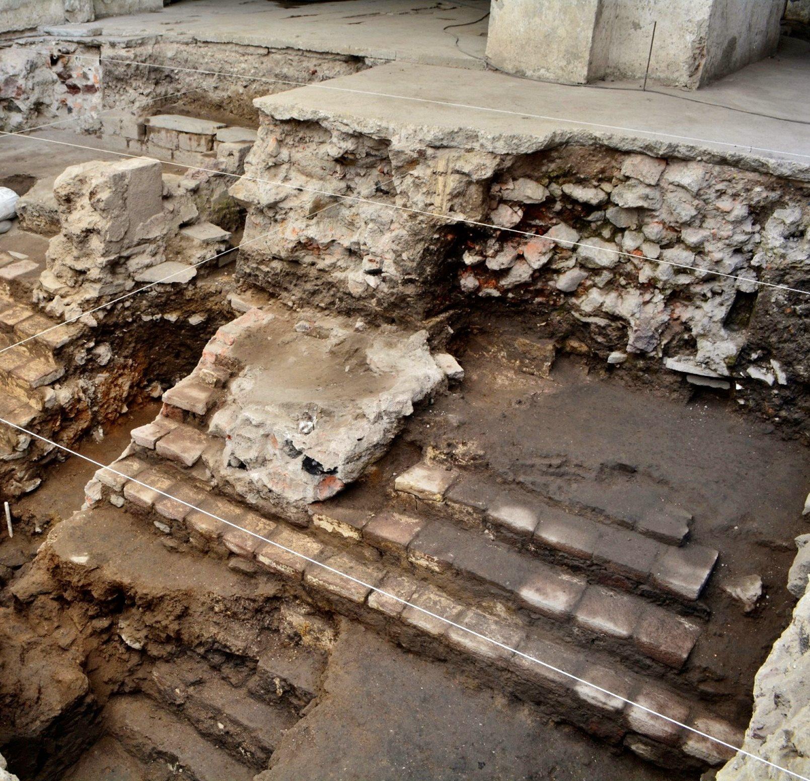 Descubierto el principal campo de juego de pelota de Tenochtitlán