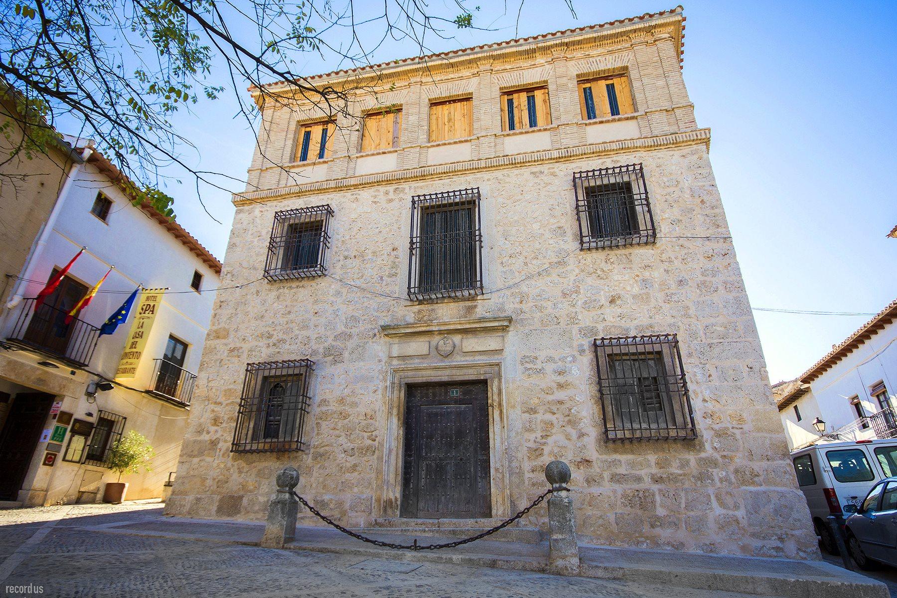 Rehabilitan la casa de la cadena donde pernoct felipe v en 1706 - Casa de la cadena ...