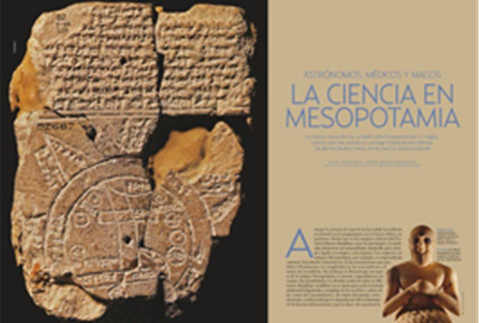 8 inventos mesopotamicos