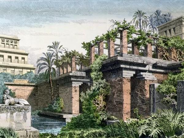 5 Fotos De Babilonia