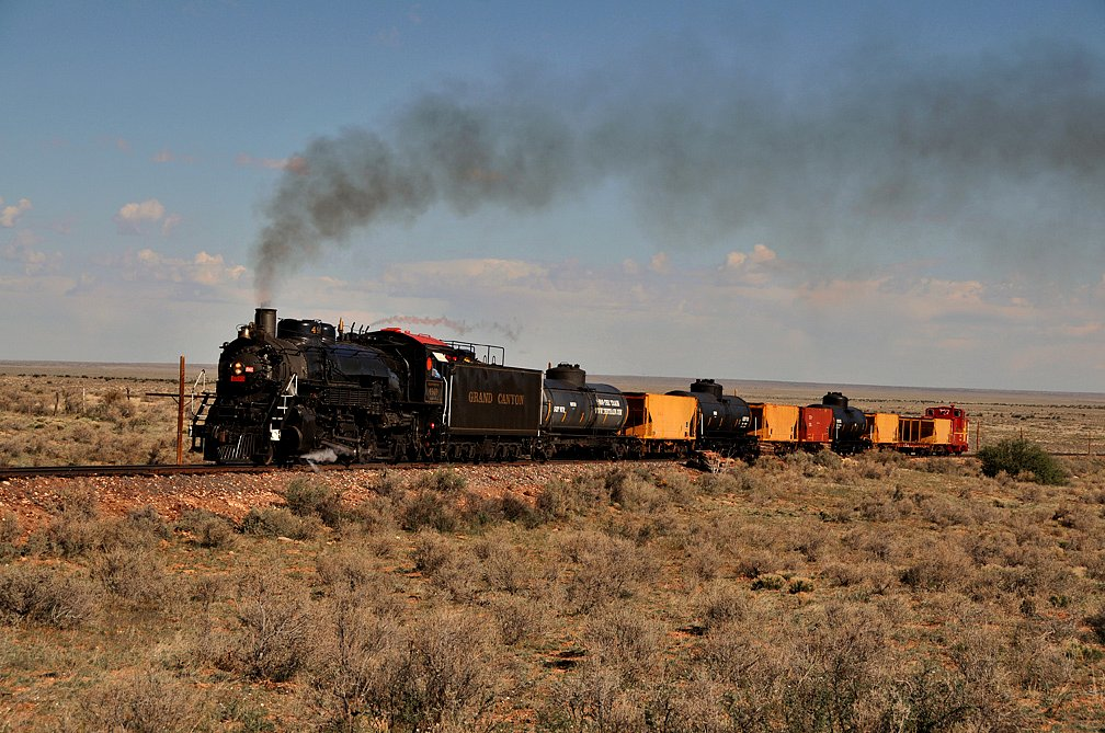 Grand Canyon Railway,