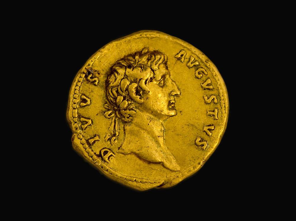 Anverso de la moneda
