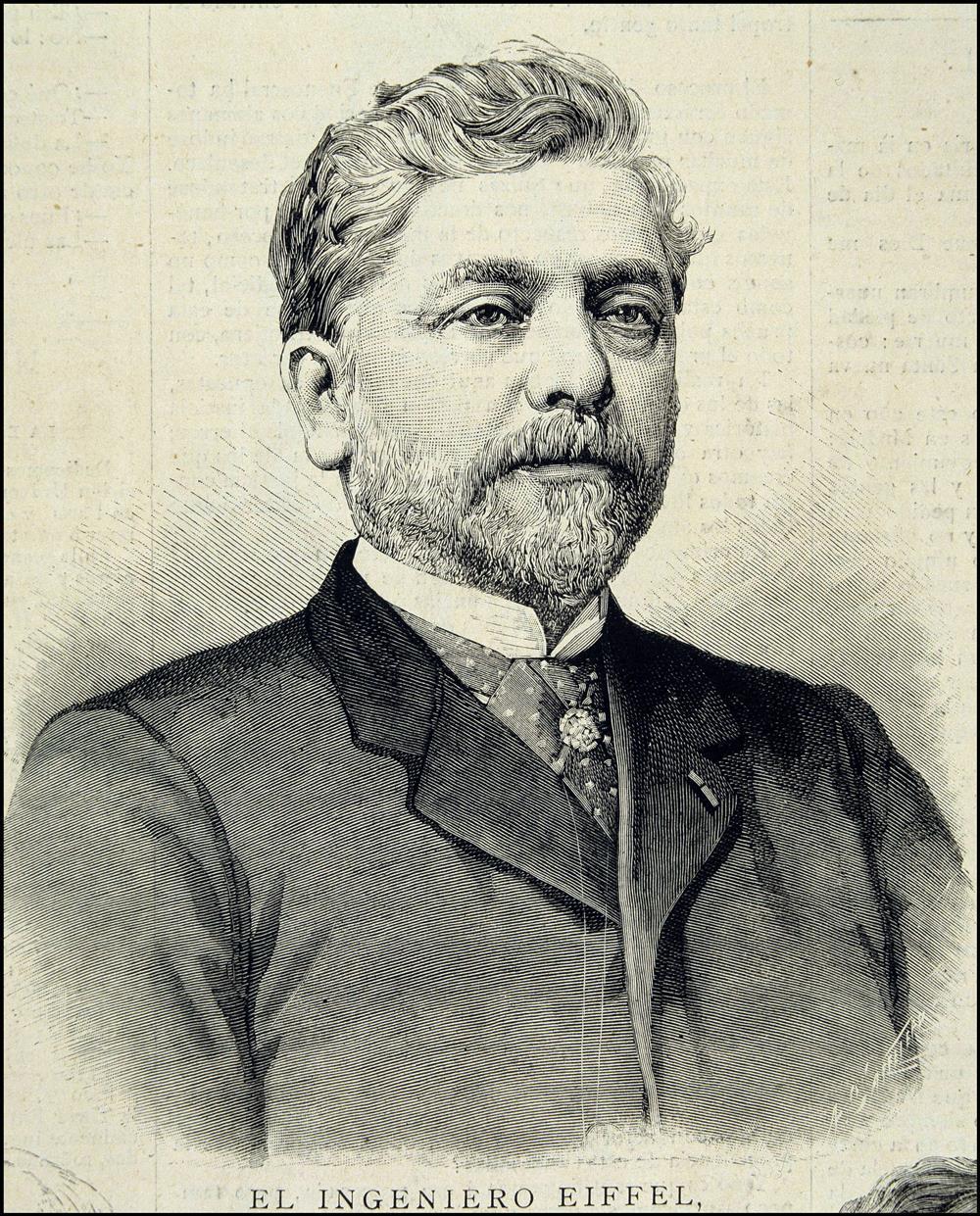 Gustave Eiffel: un ingeniero apasionado