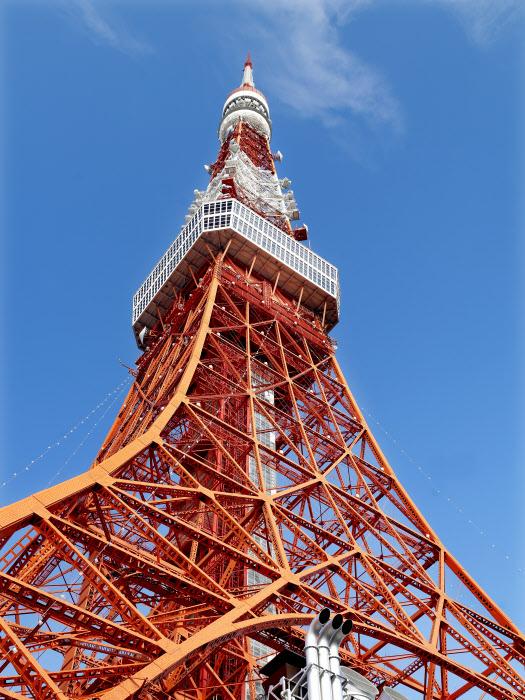La torre de Tokiio. La Torre de Tokio