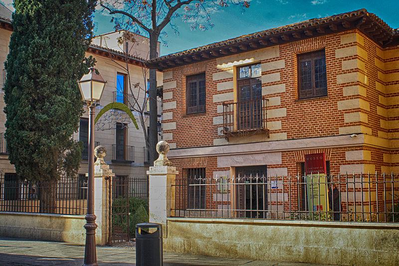 Los mejores museos de espa a - Casas regionales alcala de henares ...
