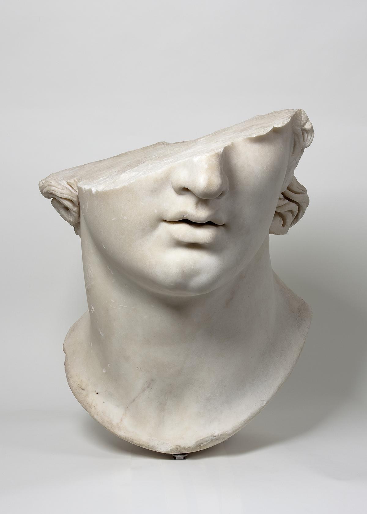 Restos de escultura de Pérgamo