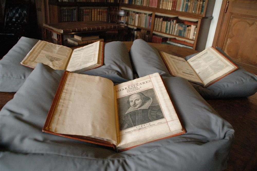 shakespeare. First Folio