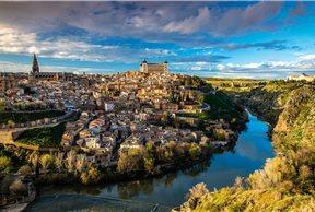 Toledo, la ciudad del Tajo