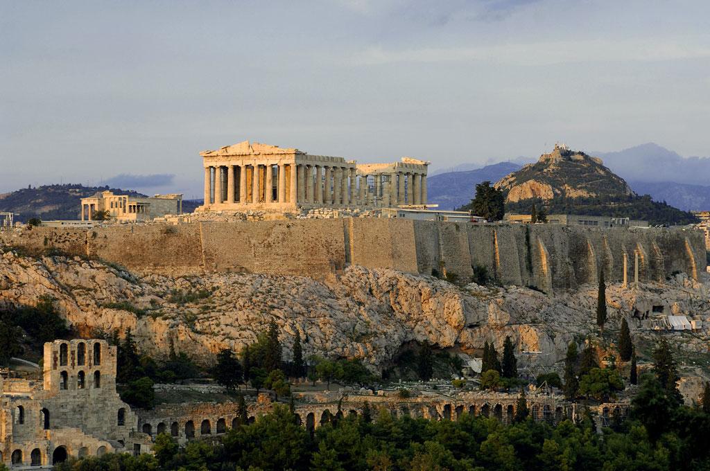 Ciudades que en la antigüedad fueron importantes imperios