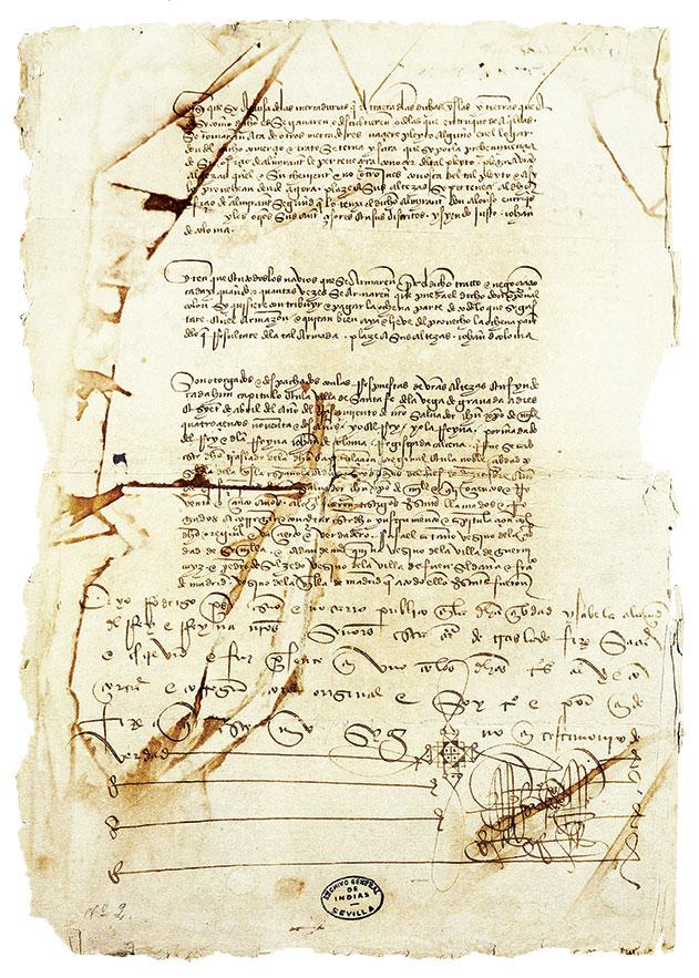 El Tratado Colombino