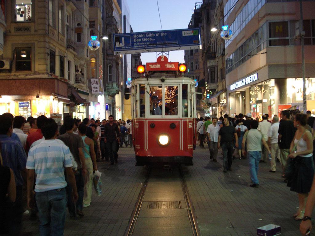 Istiklal, Estambul