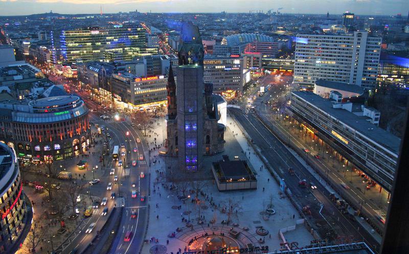 Kurfürstendamm, Berlín