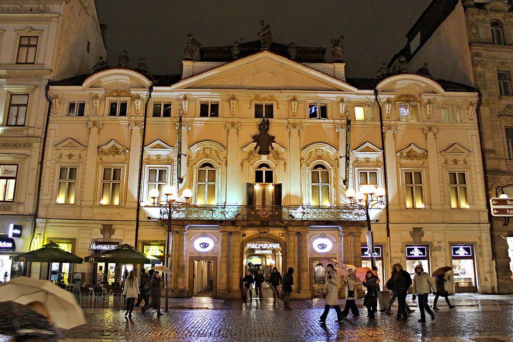 Na Príkope, Praga
